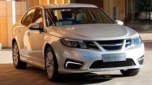 NEVS comienza la producción de un carro eléctrico basado en el Saab 9-3