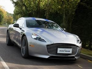 Aston Martin Rapide E es el nuevo auto eléctrico de James Bond