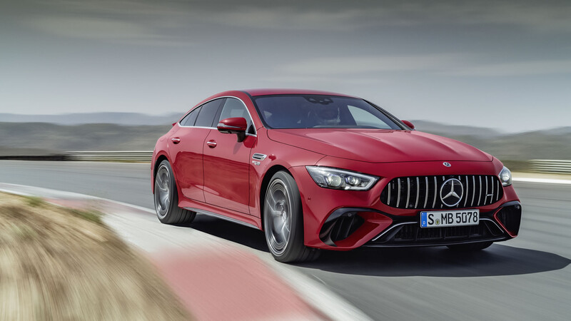 Mercedes-AMG GT 63 S E Performance: Potencia absoluta