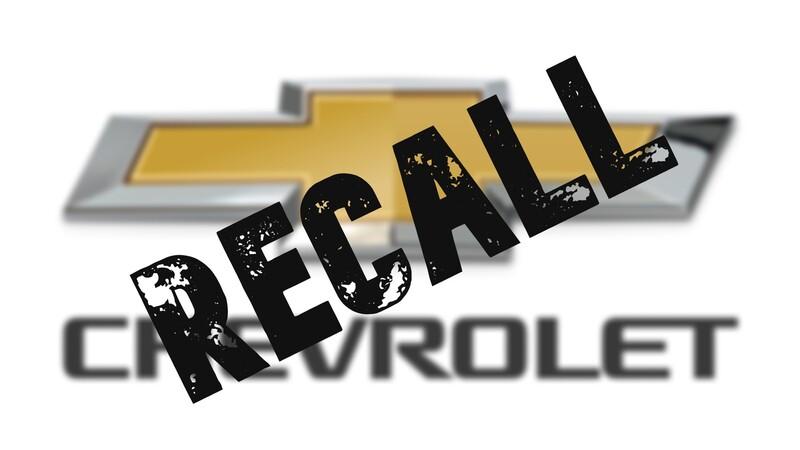 Recall de Chevrolet al Corvette C8 2020