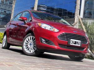 Manejamos el nuevo Ford Fiesta KD Powershift