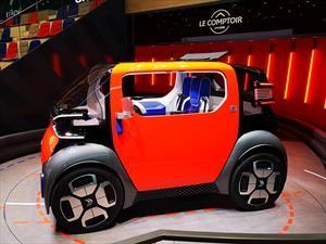 Citroën Ami One Concept es un urbano millennial
