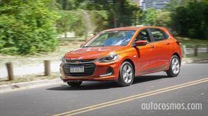 Probamos por adelantado el nuevo Chevrolet Onix 2020