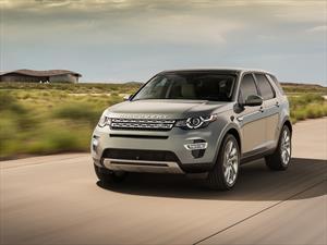 Conozca la nueva Land Rover Discovery Sport
