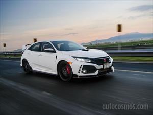 Prueba Honda Civic Type R: Megazord con anfetaminas