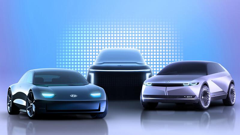 Ioniq se convierte en la marca de autos eléctricos de Hyundai