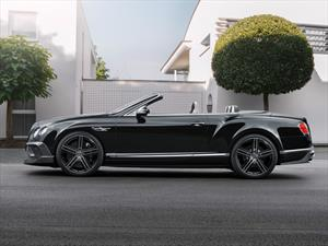 Bentley Continental GTC por Startech