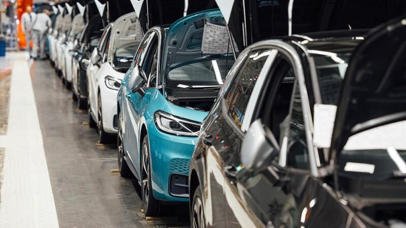 Volkswagen Group superará a Tesla en la producción de autos eléctricos antes de 2023