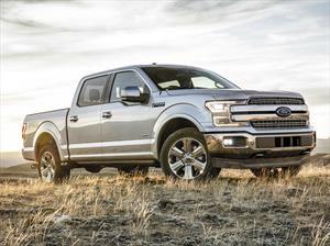 La Serie F de Ford vuelve a ser el vehículo más vendido en Estados Unidos