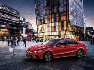 Mercedes-Benz Clase A sedán, todo el estilo en tres cuerpos