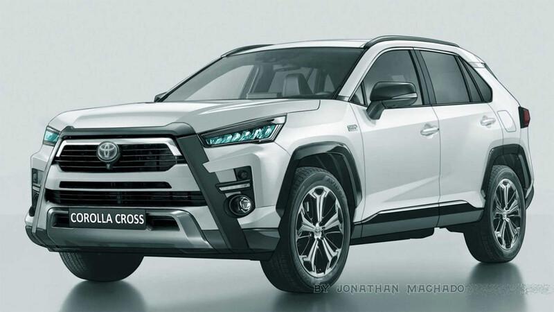 Toyota Corolla Cross sigue su desarrollo en Brasil