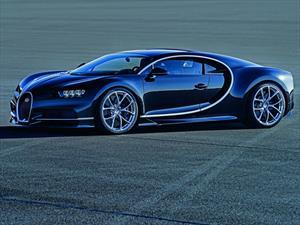 Bugatti Chiron: el sucesor estrella del Veyron tiene 1500 hp