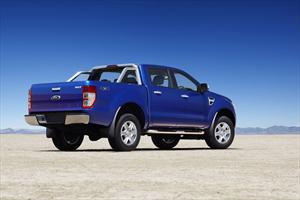 Ford Ranger obtiene el International Pick-Up Award 2013