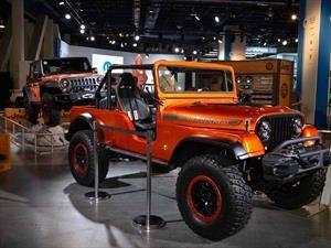 Jeep CJ66 se presenta