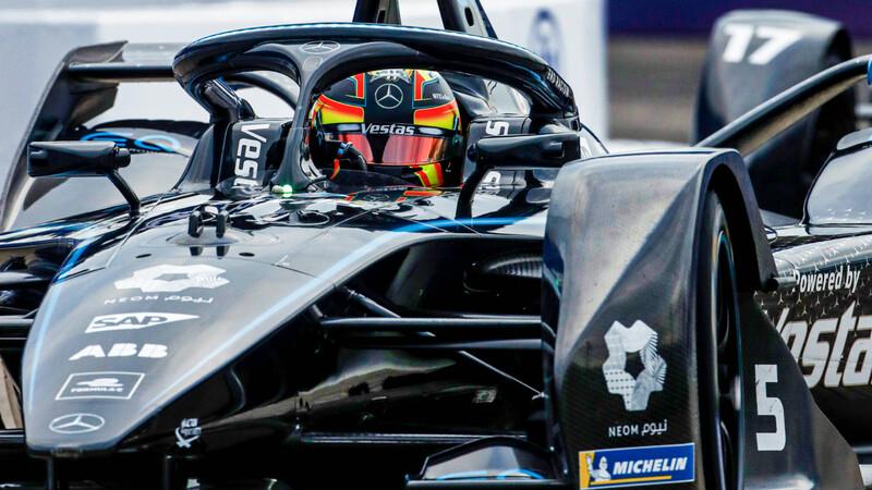 Fórmula E 2019-2020: Mercedes-Benz pone su ficha al final