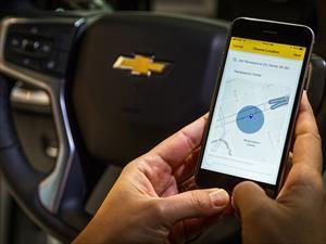 Ahora puedes localizar tu auto desde el celular con Onstar