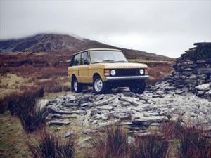 8 datos que no conocías sobre la mítica Land Rover Range Rover