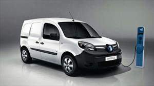 Renault Kangoo eléctrica, ampliando la gama