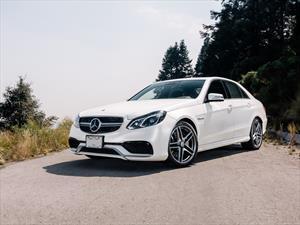 Mercedes-Benz E63 AMG 2014 a prueba