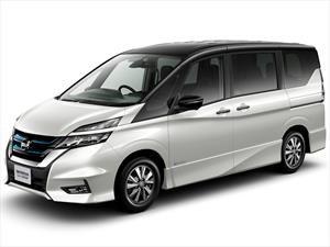 Nissan Serena e-POWER, miniván futurista