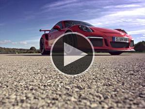 Porsche 911 GT3 RS 2016 demuestra su poder en la pista