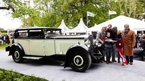 """Autoclásica 2019: un DELAGE D8 de 1932 es el """"Best of Show"""""""