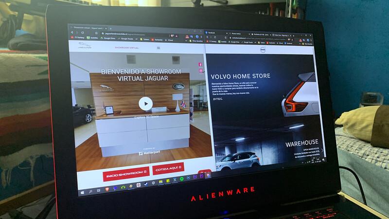 DITEC presenta nuevas tiendas digitales para Jaguar Land Rover y Volvo