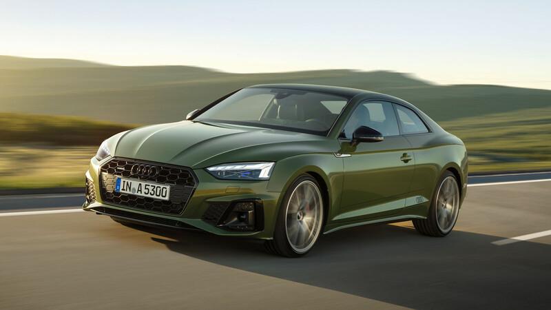 Audi A5 2021 llega a México, ahora más deportivo, tecnológico y con motor híbrido