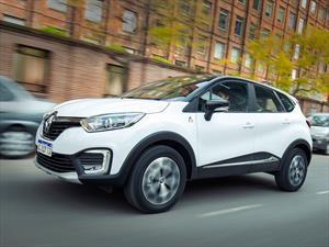 Renault Captur Le Coq Sportif se lanza en Argentina