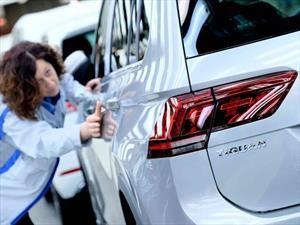Volkswagen Tiguan alcanza las 5 millones de unidades fabricadas