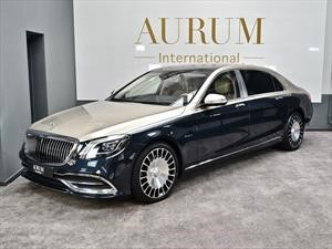 Mercedes-Benz Maybach S560 4MATIC: un antojo muy caro
