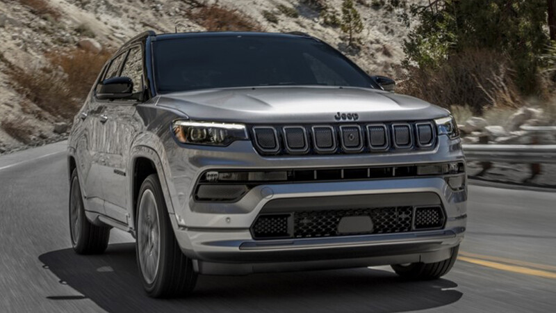 Jeep Compass 2022, la esperada evolución para Norteamérica debuta en Chicago.