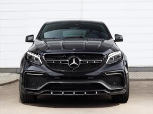 Mercedes-Benz GLE Coupé por Top Car