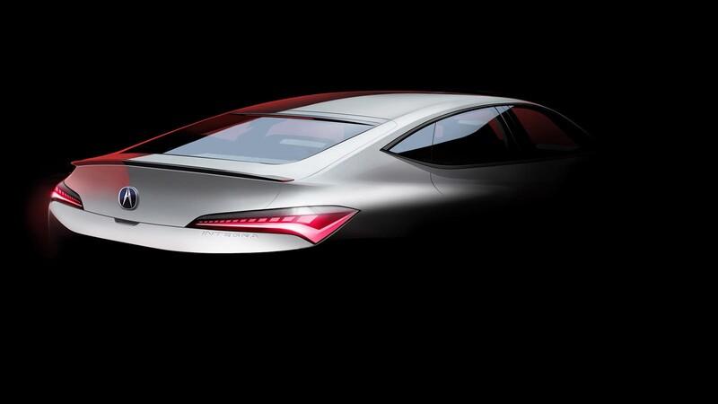 Acura confirma que el nuevo Integra será un fastback deportivo