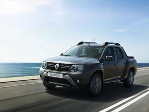 Renault Duster Oroch 2016 debuta