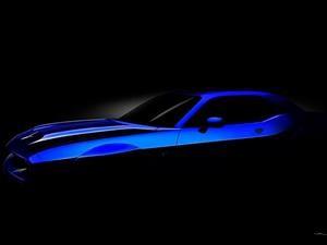 Dodge Challenger SRT Hellcat, se vienen muchas novedades