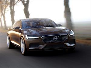 Volvo Concept Estate debuta