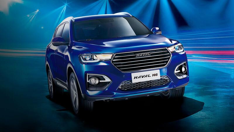 Haval H6 Hybrid es develada en China