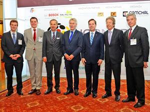 Grupo Volkswagen Participó en Jornadas Económicas Alemania-Chile