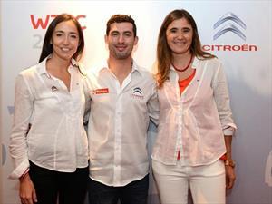 Pechito López cuenta su experiencia con Citroën Racing