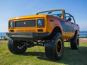 Ford Bronco Scout International... ¡con un motor de Chevrolet!