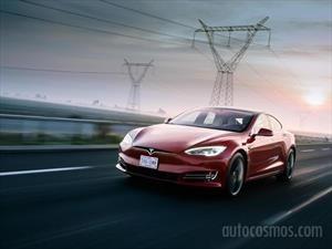 Tesla Model S P100D 2017 a prueba