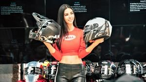 La tecnología se toma los cascos para motos