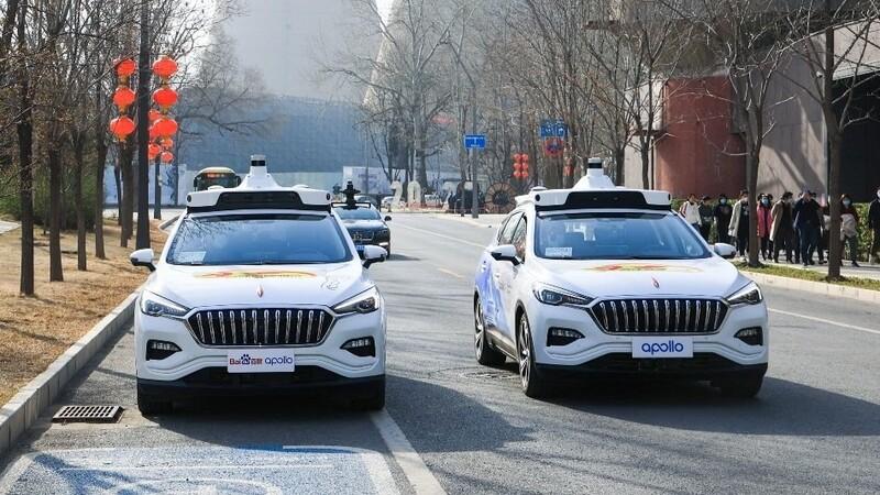 El taxi completamente autónomo es una realidad en China