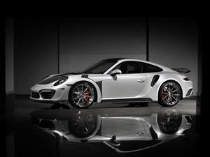 TopCar 911 Stinger GTR, lo mejor del GT3 RS y Turbo S en una sola máquina