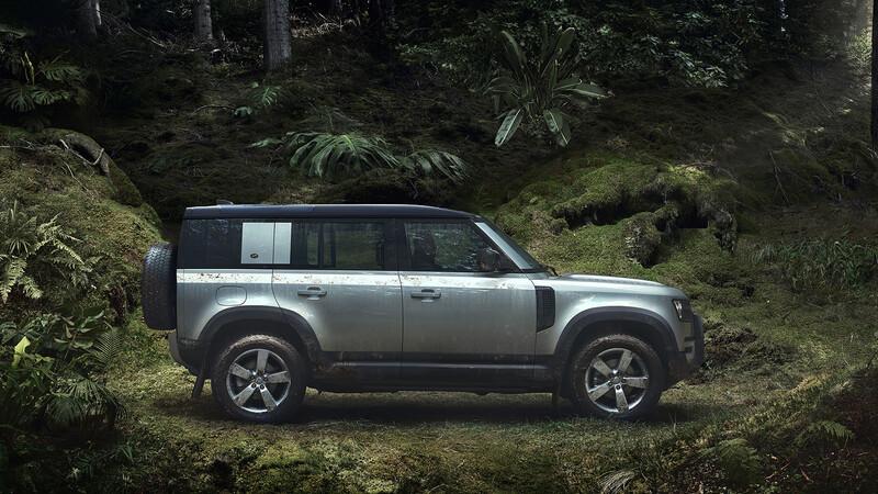 Land Rover presenta oficialmente al nuevo Defender 2021 en Chile