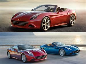 Ferrari California T ahora contará con llantas Bridgestone