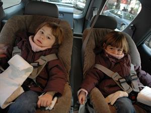 ¿Conoces el peligro de usar un abrigo en conjunto con un auto asiento de seguridad para niños?