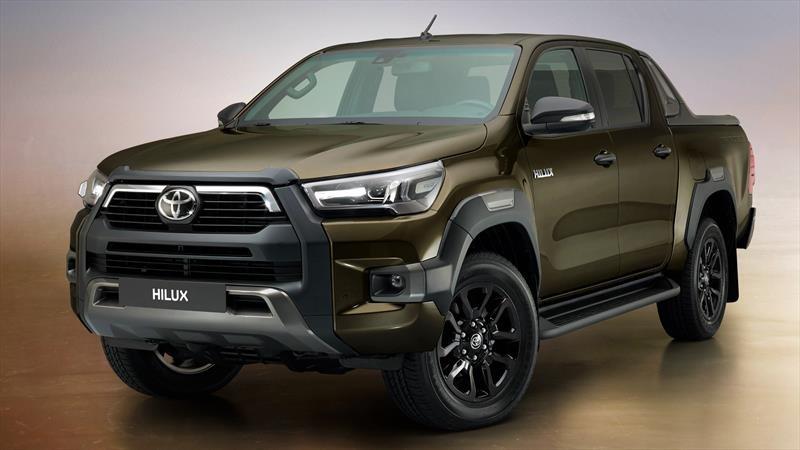 Toyota Hilux 2021, la pickup mediana más vendida en el mundo se renueva