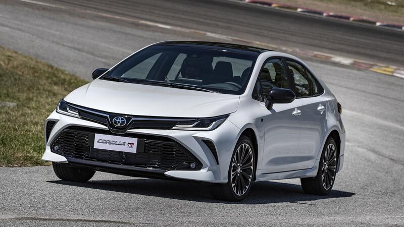 Toyota Corolla GR-S se lanza en Argentina